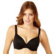 Gorgeous Black Soft Comfort T-Shirt Bra
