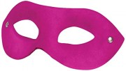 Ouch! Eyemask Pink Suede