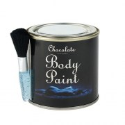 chocolate_body_paint_tin_and_brush